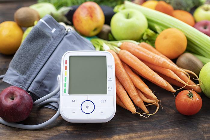 alimentação para hipertensos